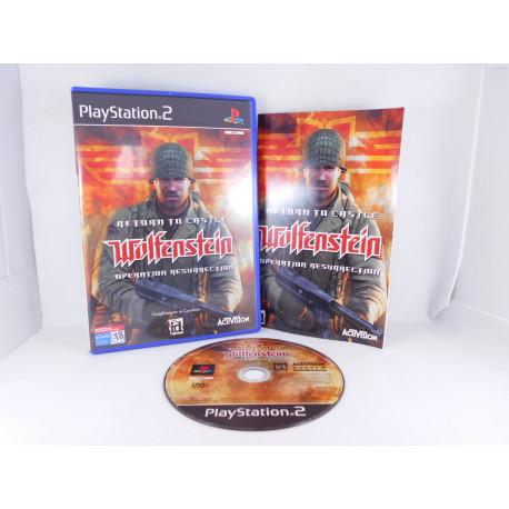 Return to C. Wolfenstein:O. Resurrection