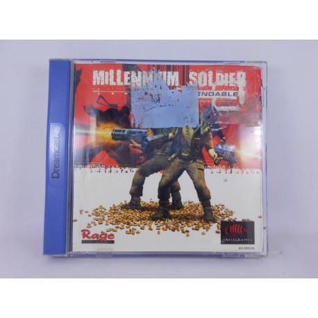 Millennium Soldier Expendable U.K.