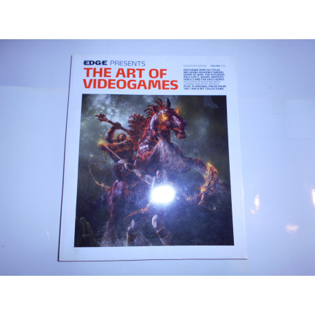 Edge Presents... The Art of Videogames