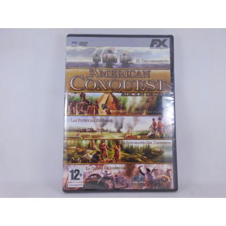 American Conquest Ed. de Oro