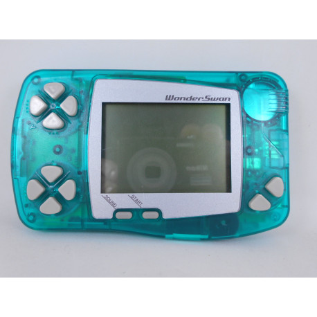 WonderSwan B/N Skeleton Green