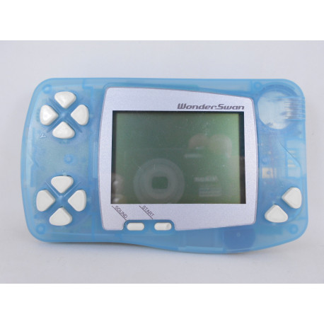 WonderSwan B/N Soda Blue