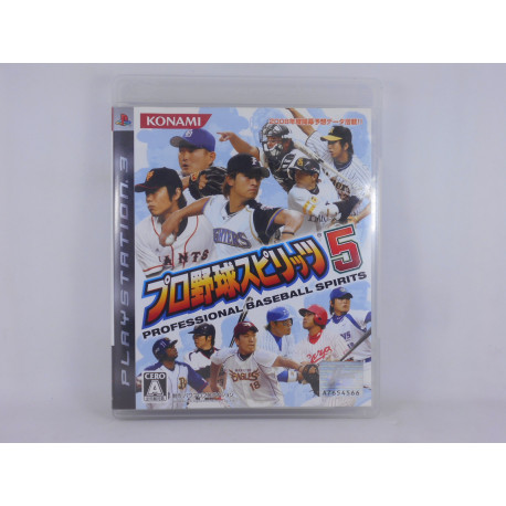 Professional Baseball Spirits 5