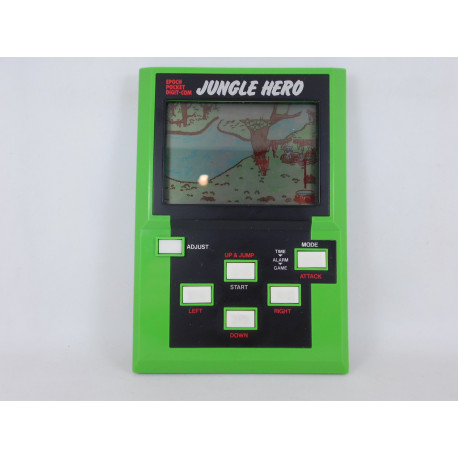 Jungle Hero - Epoch Pocket Digit-Com