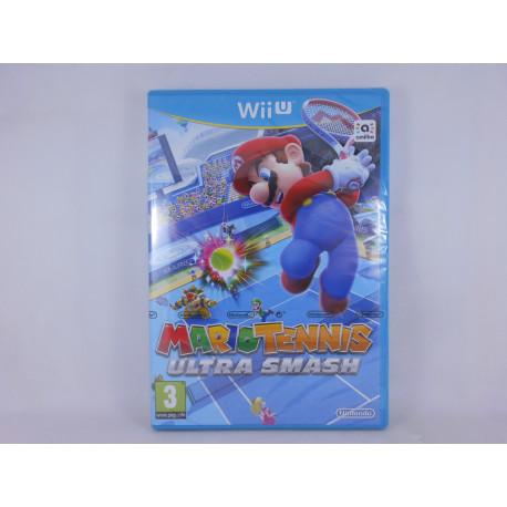 Mario Tennis Ultra Smash - U.K.