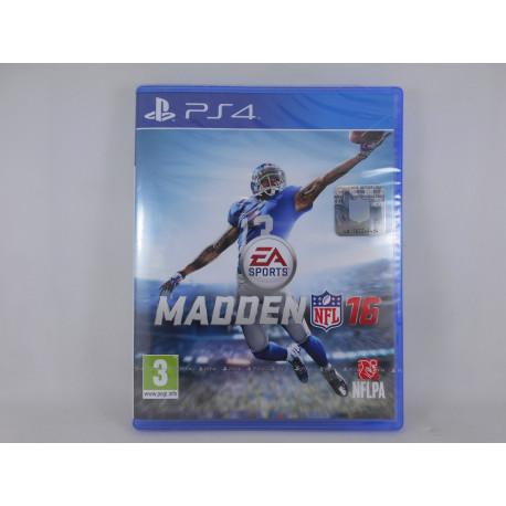 Madden NFL 16 - U.K.