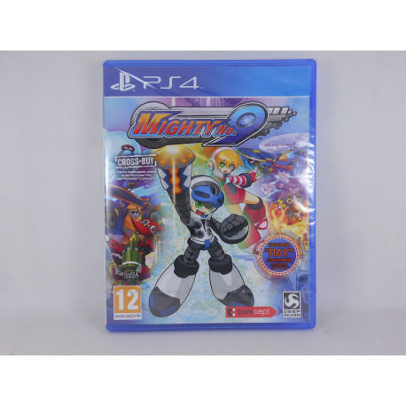 Mighty No.9 - U.K.