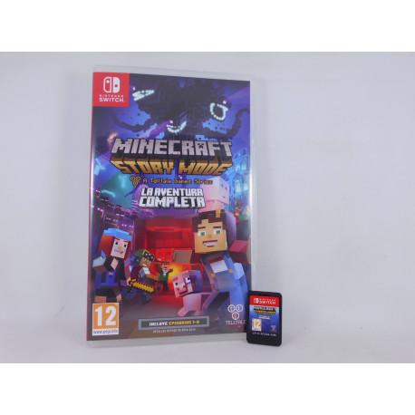Minecraft Story Mode - La Aventura Completa