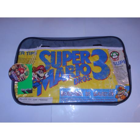 Bolsa Super Mario 3 Gris