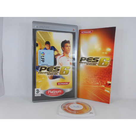Pro Evolution Soccer 6 - Platinum