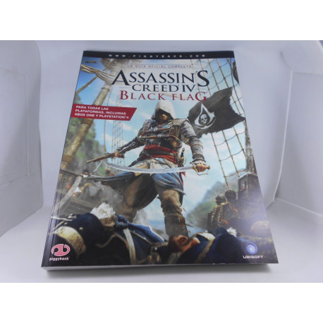Guía Assassin's Creed IV Black Flag