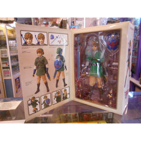 Link - Zelda Skyward Sword - Real Action Hero 622 - 30 Cms