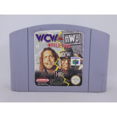 WCW vs NWO World Tour - U.K.