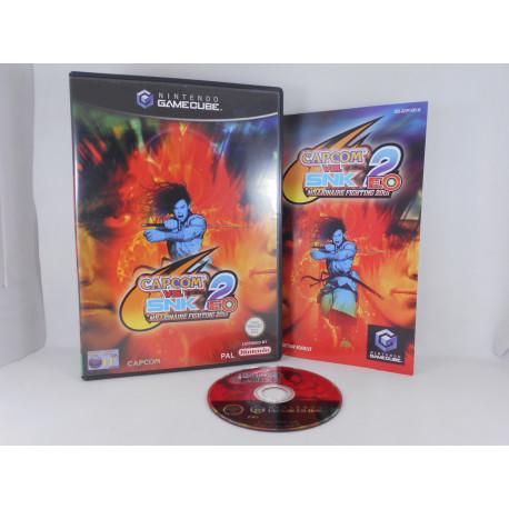 Capcom vs SNK 2 EO - U.K.