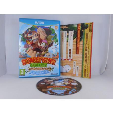 Donkey Kong Country: Tropical Freeze U.K.