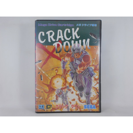 Crack Down-