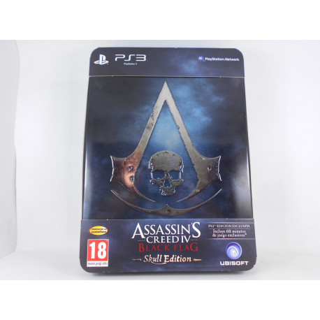 Assassin's Creed IV Black Flag - Skull Edition