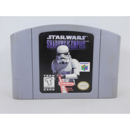 Star Wars - Shadows Of The Empire.