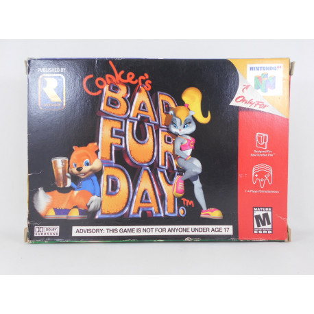 Conker's Bad Fur Day-