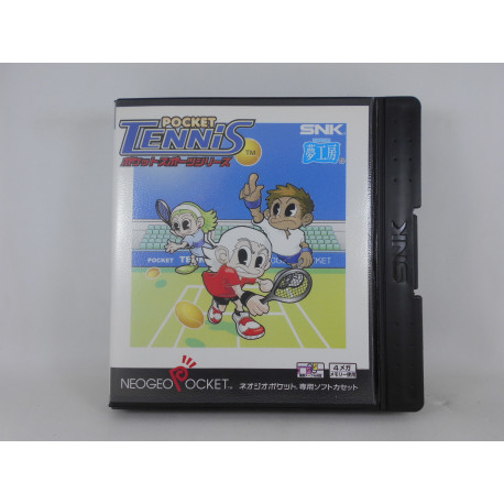 Pocket Tennis - B/N