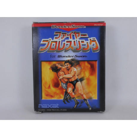 Fire ProWrestling for WonderSwan