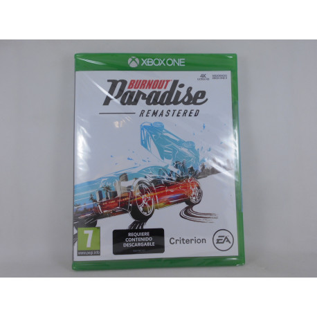 Burnout Paradise - Remastered