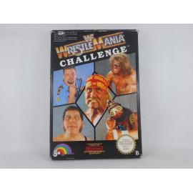 Wrestlemania Challenge