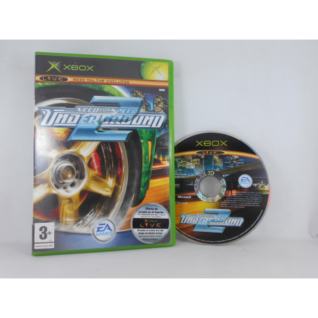 Need for Speed Underground 2 *