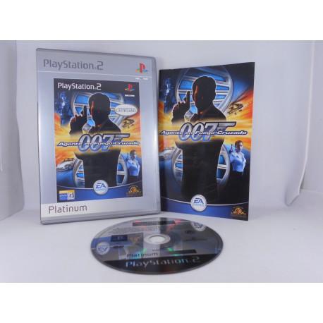 James Bond: Agente en Fuego Cruzado - Pl