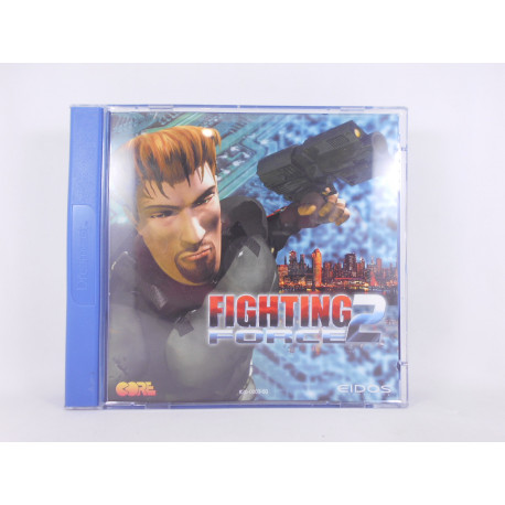 Fighting Force 2 U.K.