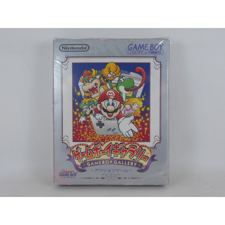 Gameboy Gallery G&W