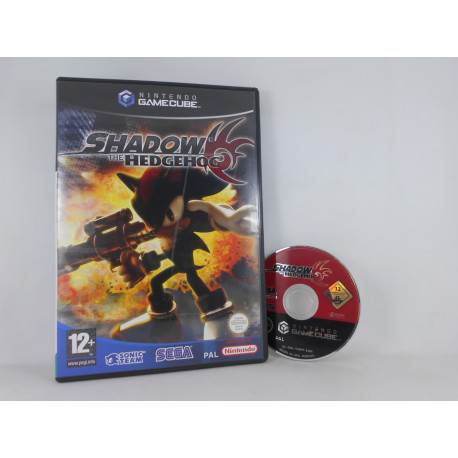 Shadow the Hedgehog U.K.