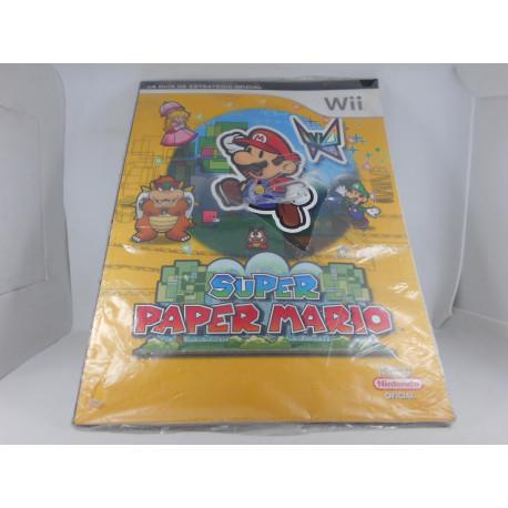 Guia Super Paper Mario Wii (Nueva)