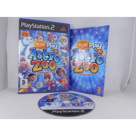Eye Toy: Play Astro Zoo