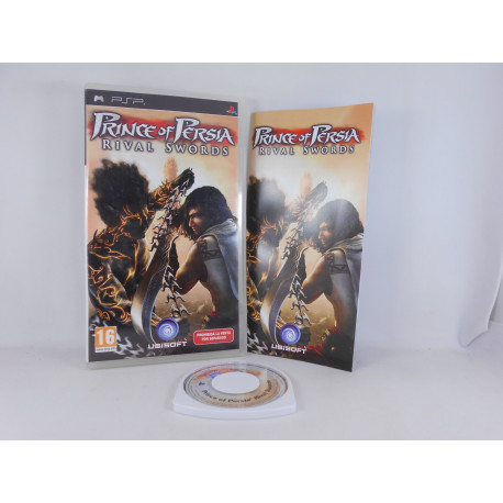 Prince of Persia Rival Sword