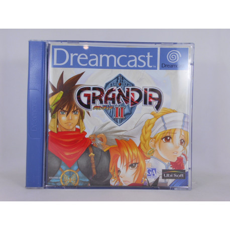 Grandia II - U.K.
