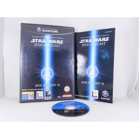 Star Wars: Jedi Knight II Jedi Outcast
