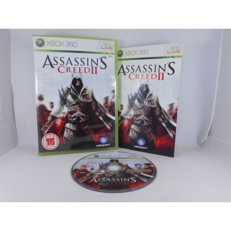 Assassin's Creed II U.K.