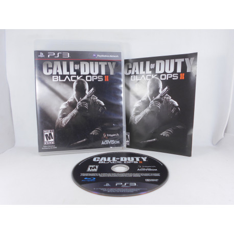 Call of Duty Black Ops II.
