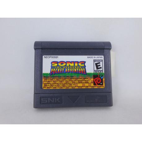 Sonic The Hedgehog Pocket Adventure.