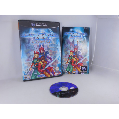 Phantasy Star Online Episode I & II - UK