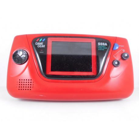 Game Gear Japonesa Roja