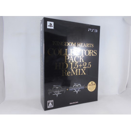 Kingdom Hearts Collectors Pack HD 1.5 + 2.5 ReMIX - E-Store Limited