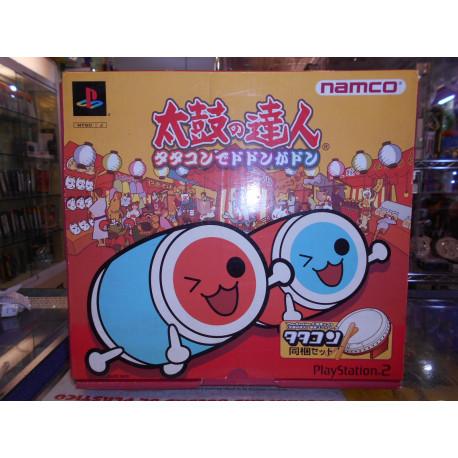 Taiko no Tatsujin: Tatakon de Dodon ga Don (con TataKon)