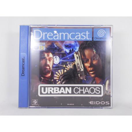 Urban Chaos U.K.