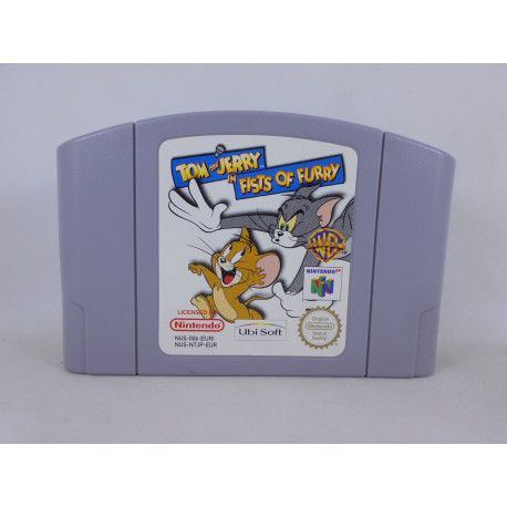 Tom and Jerry in Fists of Fury