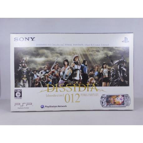 PSP 3000 Dissidia 012: Duodecim Final Fantasy Chaos & Cosmos Limited Edition