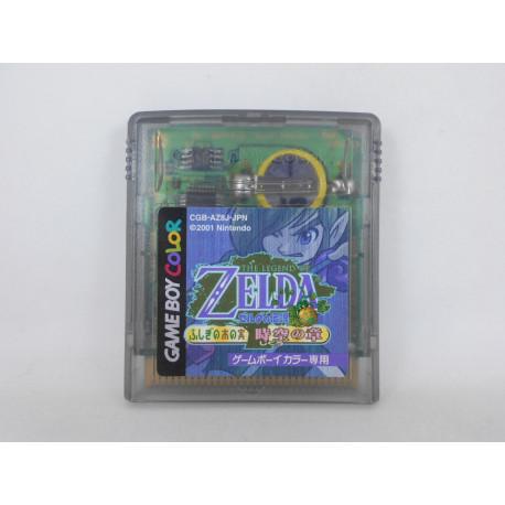 Zelda no Densetsu: Jikuu no Shou