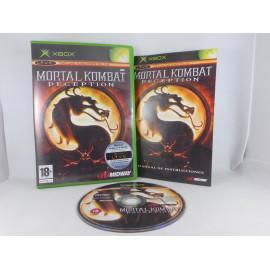 Mortal Kombat Deception. *