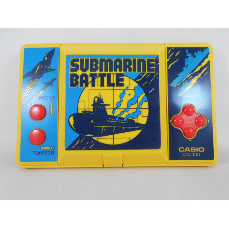 Casio Submarine Battle